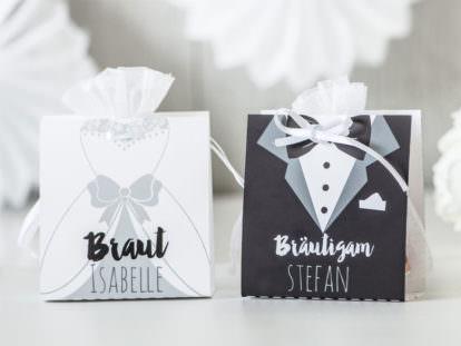 Bonboniere Hochzeit