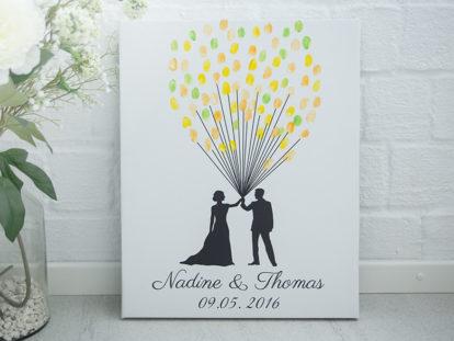 Fotoleinwand Hochzeit