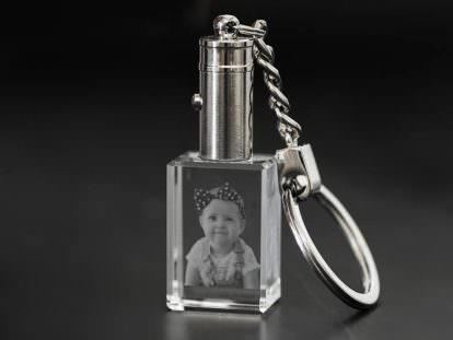 Glasanhänger Baby