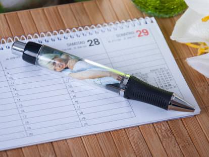 Kugelschreiber mit Foto