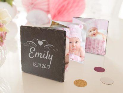 Leporello-Fotobuch Baby