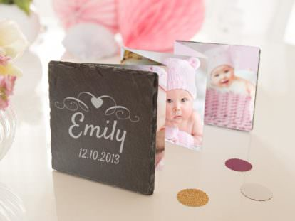 Leporello Fotobuch Baby