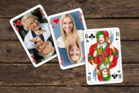 Mein Spiel Kartenspiel mit Foto