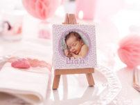 Mini Leinwand Baby