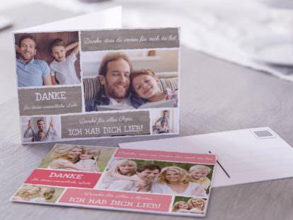 Postkarte Sortiment