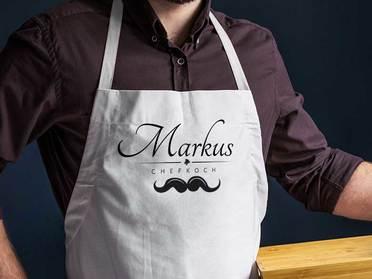Kochschürze Männer