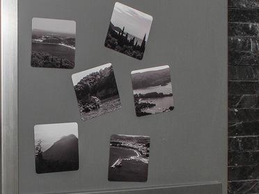 Kühlschrankmagnet mit Foto